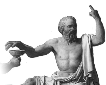 Socrates didn't give a fuck